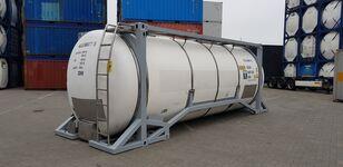 contentor-cisterna 20 pés KLAESER Танк-контейнер 20 футовый 26 м. куб