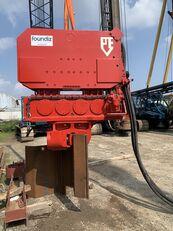 bate-estaca PVE 2313 vibro with PVE 250 power unit