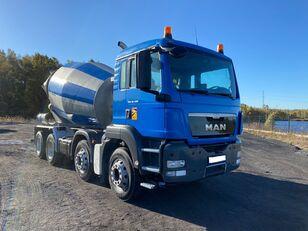 camião betoneira MAN TGS 32.400