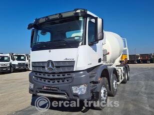 camião betoneira MERCEDES-BENZ  2017 AROCS 4142 AC  8X4 CONCRETE MIXER  72 UNITS