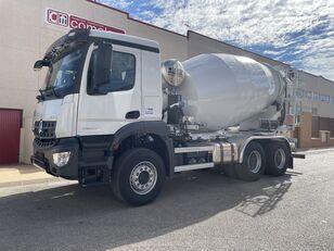 camião betoneira MERCEDES-BENZ Arocs 3540