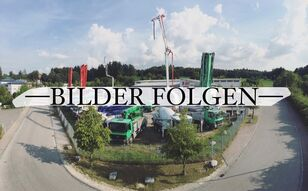 camião betoneira RENAULT Schwing 26m 7m³ - 8x4 - TOP Pumi