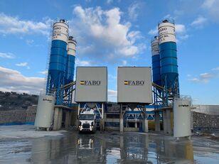 central de betão FABO POWERMIX-200 STATIONARY CONCRETE BATCHING PLANT novo