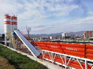 central de betão PROMAX STATIONARY Concrete Batching Plant PROMAX S100 (100m³/h) novo