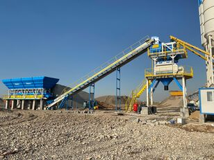 central de betão PROMAX Stationär Betonmischanlage S130-TWN (130m³/h) novo