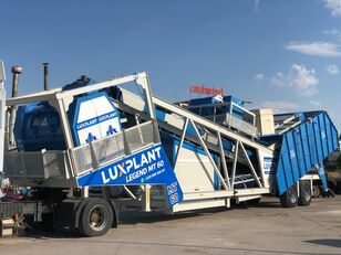 central de betão Plusmix 60m³/ Hour Mobile Concrete Plant - BETONYY ZAVOD novo