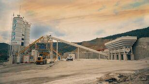 central de betão SEMIX Estacionaria 130 SEMIX PLANTAS DE HORMIGÓN ESTACIONARIAS 130m³/h novo
