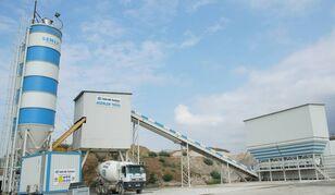 central de betão SEMIX  Stationary 160 STATIONARY CONCRETE BATCHING PLANTS 160m³/h novo