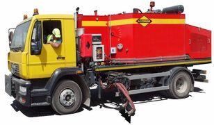distribuidor de asfalto HYDROG Hydrog SA-3000 novo