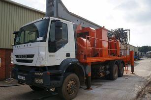 equipamento de perfuração DANDO Watertec 40 1,000m depth supplied with service truck