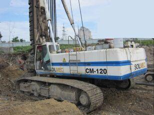 equipamento de perfuração SOILMEC CM 120