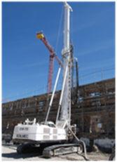 equipamento de perfuração SOILMEC CM70