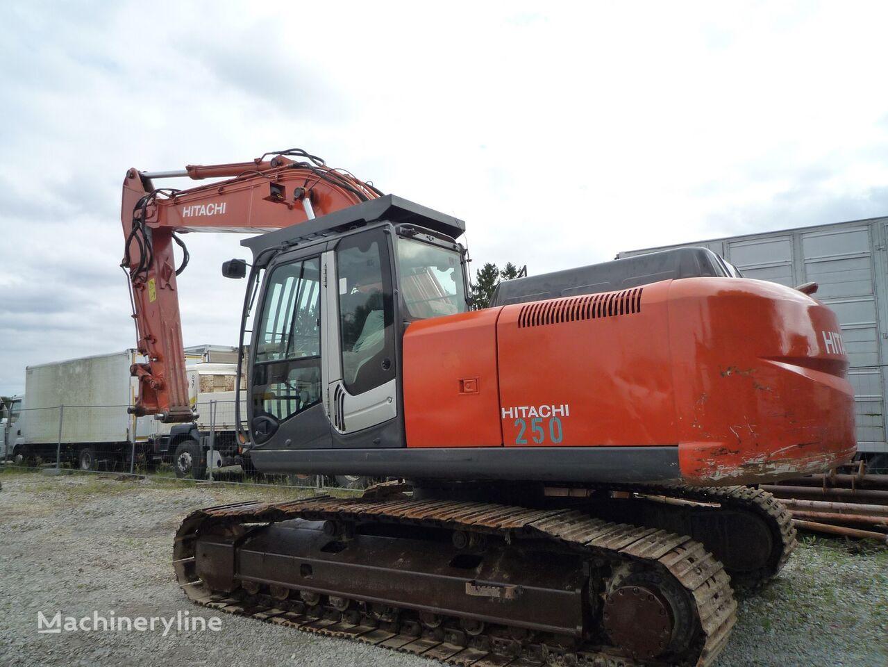 escavadora de lagartas HITACHI ZX 250 LCN-3