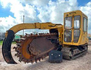escavadora de valas VERMEER  T655 III