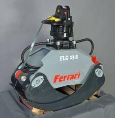 grua móvel FERRARI Holzgreifer FLG 23 XS + Rotator FR55 F