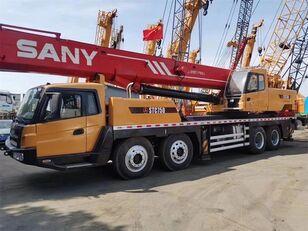 grua móvel SANY STC750 75 ton used Sany truck crane on sale