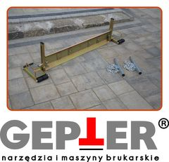 máquina de colocar calçada GEPTER LTL250 novo