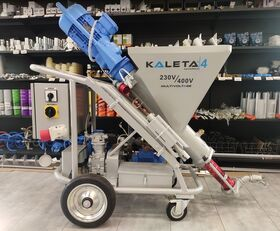 máquina de estuque KALETA 4 230/400B MULTIVOLTAGE novo