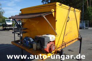 máquina de selagem de fissuras OLETTO 2m³ Thermo Asphalt Container Hot Box H02 wie A.T.C. / HMB
