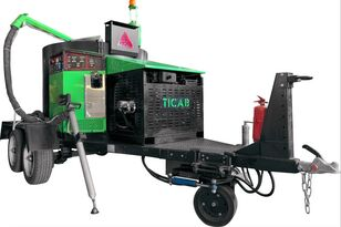 máquina de selagem de fissuras TICAB ASPHALT CRACK SEALING BPM-500 novo