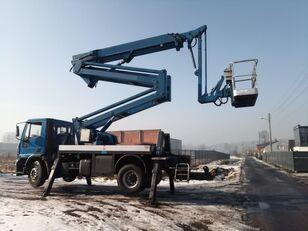 plataforma sobre camião IVECO 32m, CTE Sequani Z32