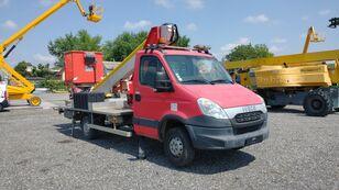 plataforma sobre camião IVECO Daily Multitel MT202DS - 20m