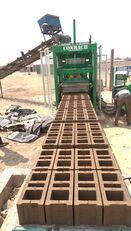 poedeira de blocos CONMACH BlockKing-20MS Concrete Block Making Machine - 8.000 units/shift novo