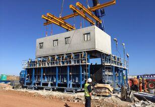 poedeira de blocos SUMAB Vibrating tables for the production of concrete panels novo