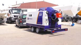 recicladora FRUMECAR Asphalt Recycler 500 novo