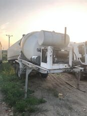 semi-reboque betoneira CIFA