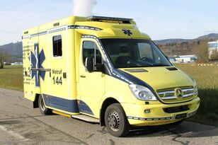 ambulância MERCEDES-BENZ Sprinter 519 CDI
