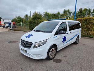 ambulância MERCEDES-BENZ VITO 163 CV - 2018 - 204 000 KM - AUTOMATIC