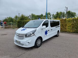 ambulância OPEL VIVARO L2H1 - 140 CV - 163 000 KM - 2017 - LES DAUPHINS