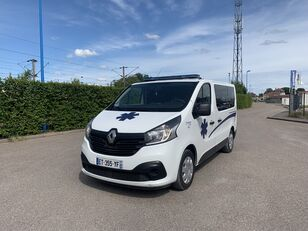 ambulância RENAULT TRAFIC L1H1 125 CV 2018