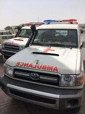 ambulância TOYOTA Land Cruiser petrol Hardtop novo