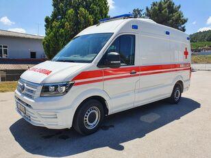ambulância VOLKSWAGEN CRAFTER AMBULANCE novo