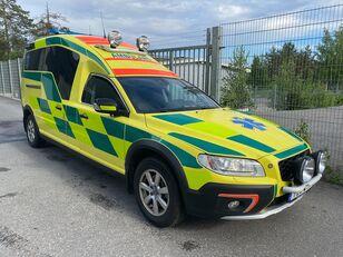 ambulância VOLVO Nilsson XC70 D5 AWD - AMBULANCE/Krankenwagen/Ambulanssi