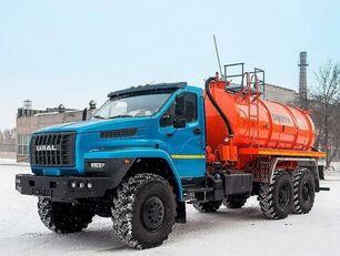 camião aspirador URAL Вакуумный (ассенизаторный) автомобиль МВ-10 Урал NEXT novo