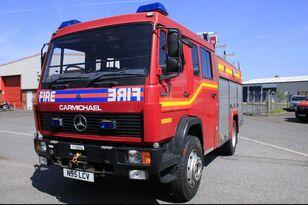 carro de bombeiros MERCEDES-BENZ 1124 4x4